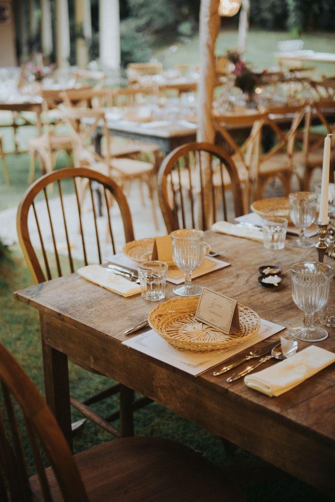 Wedding Inesh & Adrian by Eat Company - 002