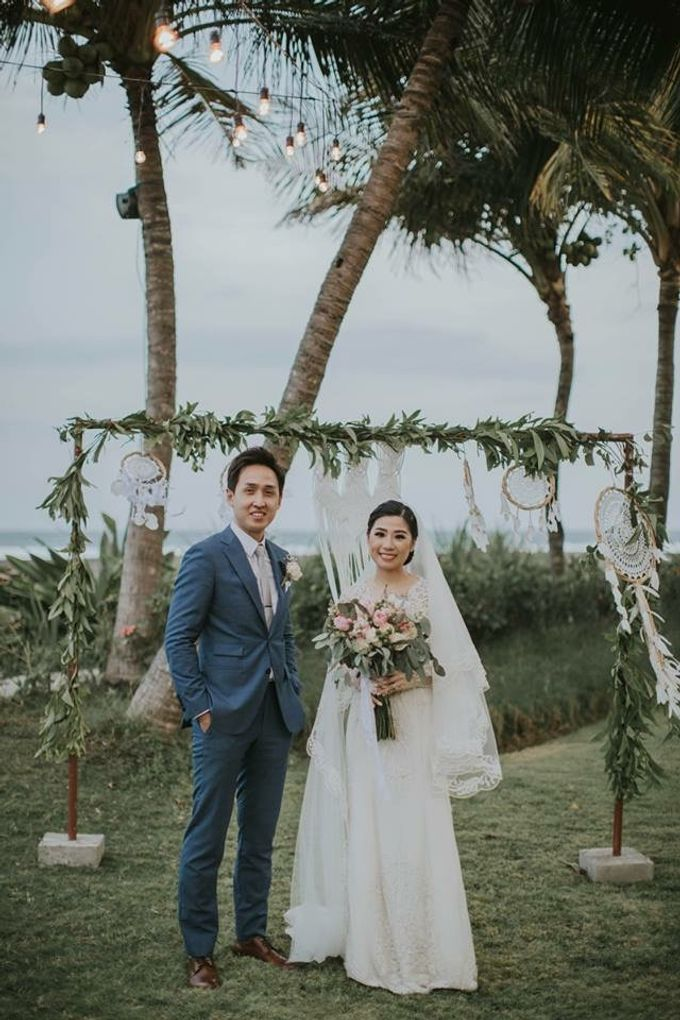 Wedding of Evelyn & Keith by Beyond Decor Company - 041