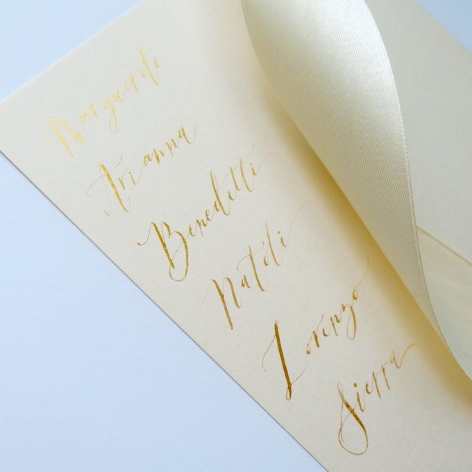 Calligraphy by Atelier Plum - 003