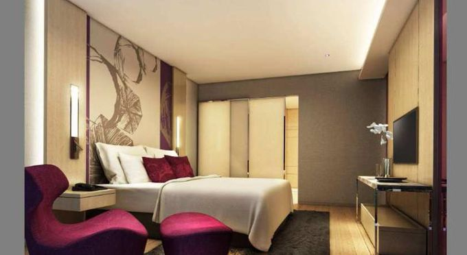 Rooms by Novotel Manila Araneta Center - 003