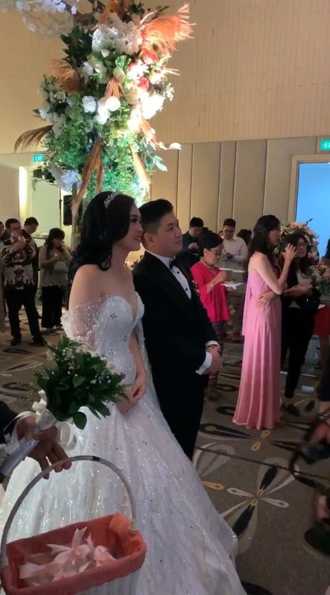 MC Wedding Double Tree Hotel Jakarta - Anthony Stevven by DONNY LIEM The Make Up Art - 002
