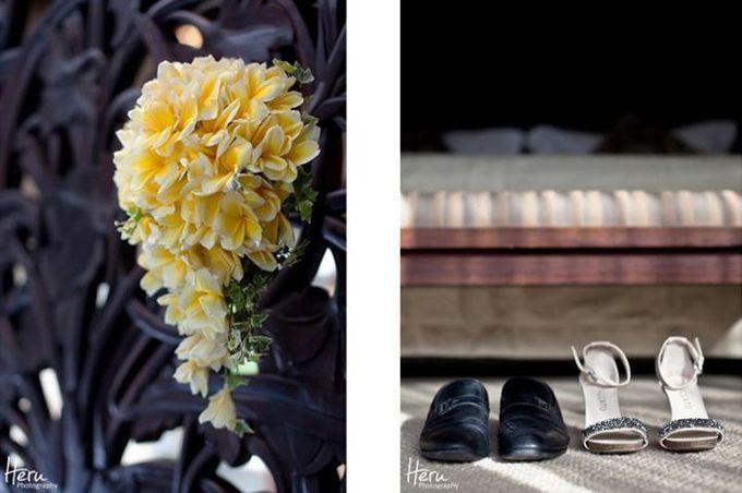 Bali Wedding Li Shun & Cong Xin at Royal Santrian Nusa Dua by Heru Photography - 003