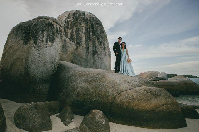 Herman & Vian Prewedding by Chroma Pictures - 005