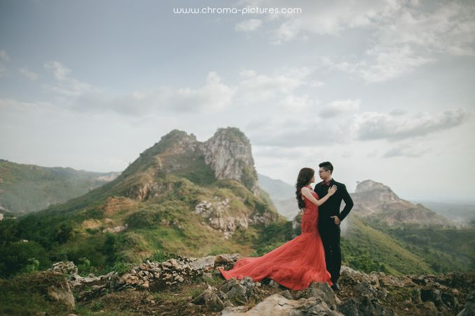 Kenneth & Destania Prewed Session by Chroma Pictures - 032