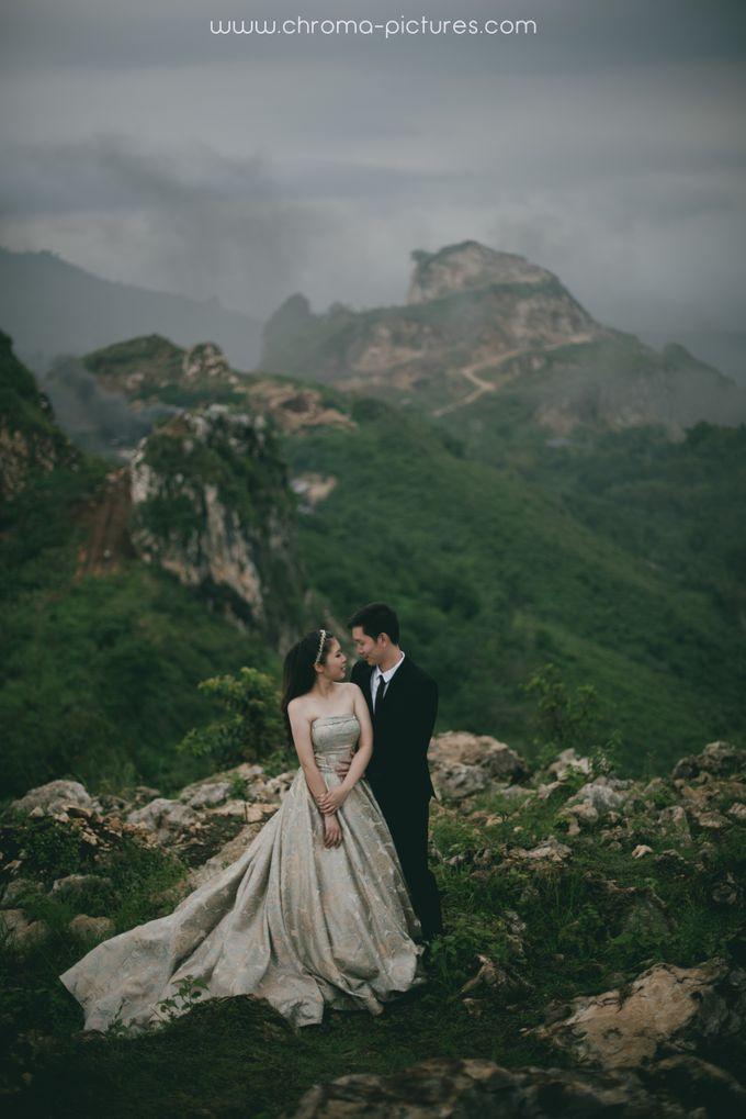 Derrick & Sonia Prewedding by Chroma Pictures - 043