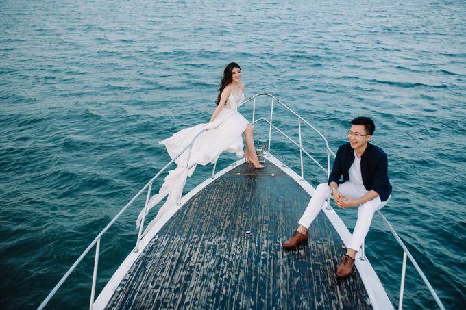 PRE - WEDDING MARVELL & VIONA  BY HENOKH WIRANEGARA by All Seasons Photo - 047