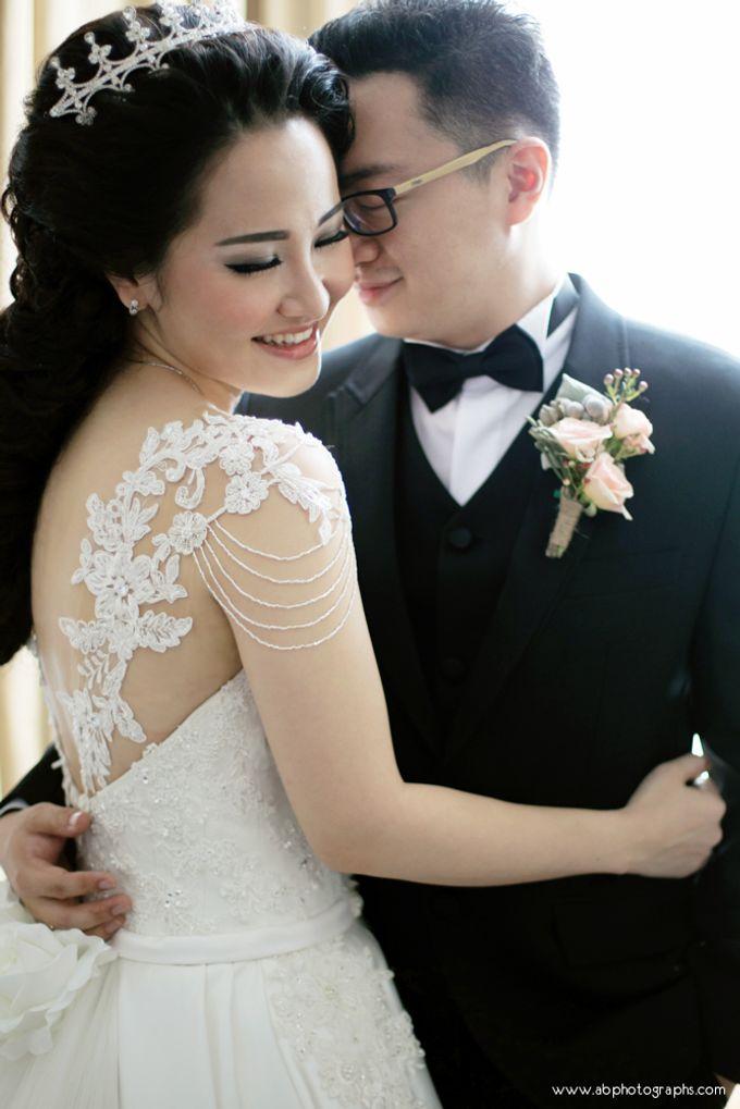 THE WEDDING OF RICHARD & LYDIA by Cynthia Kusuma - 045