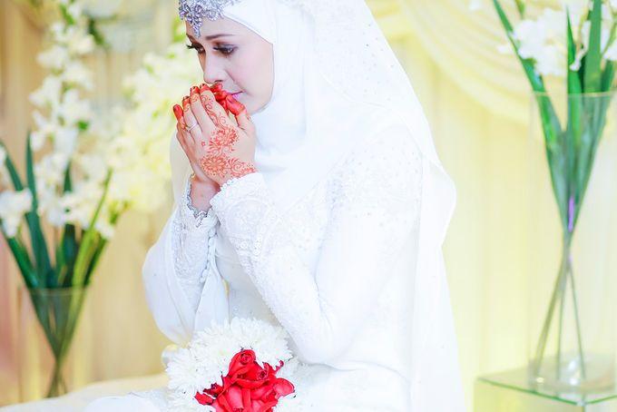 Zuhairah & Fuad by The Rafflesia Wedding & Portraiture - 037