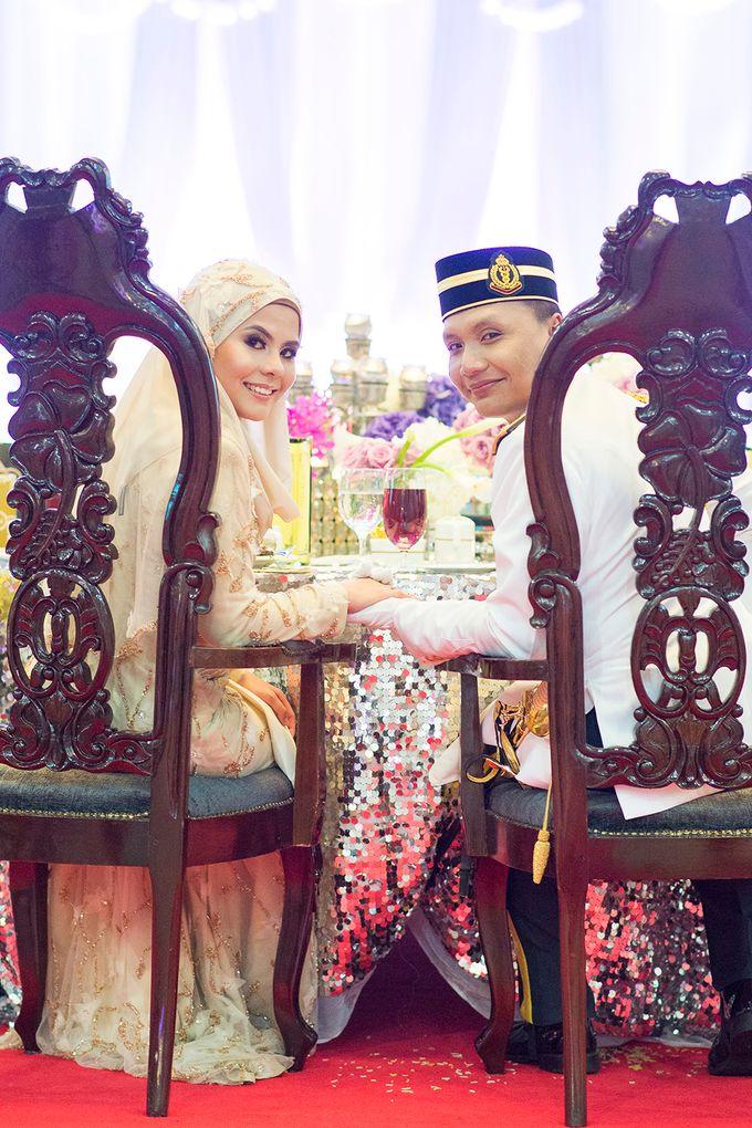 Liyana & Fairuz - Reception by Cubic Foto by PlainPaperpaint Production - 038