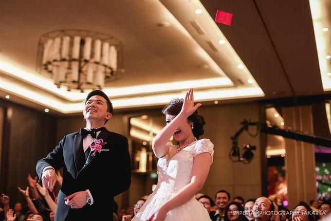 Yohanes & Vhina Wedding by Imperial Photography Jakarta - 047