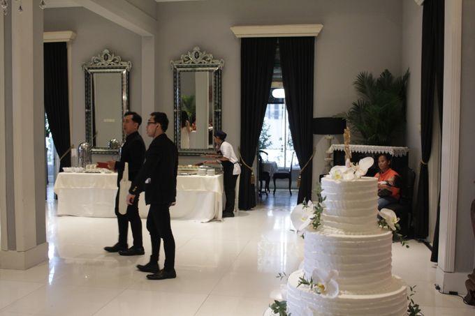 Mc Intimate Wedding Bunga Rampai Jakarta - Anthony Stevven by Anthony Stevven - 003