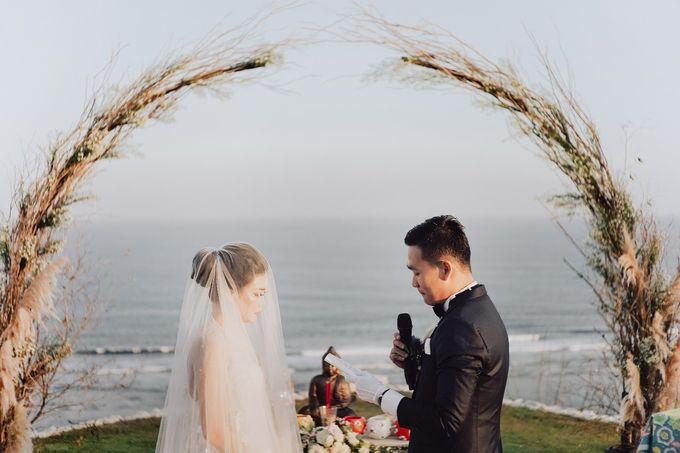 Nagisa Bali Wedding For Mr Sumitro & Mrs Elis by Nagisa Bali - 006