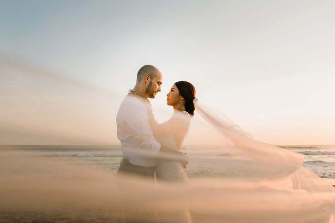 Phalosa Villa Bali Wedding - Ita & Phillip by Bali Pixtura - 022