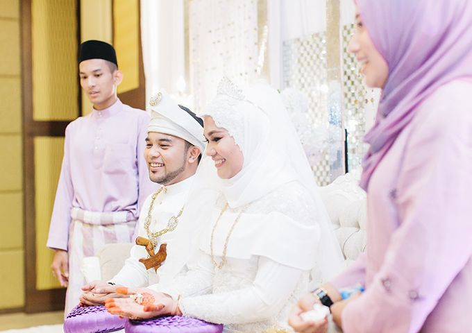 Sharifah Zarah Hanis & Alif Fitri by ankl.co | Lifestyle & Wedding Photography - 007