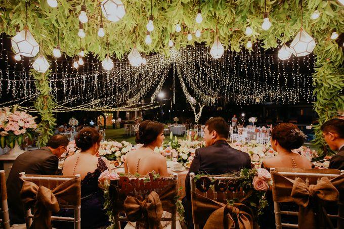 Wedding Hosana & Vina by Ananda Yoga Organizer - 045