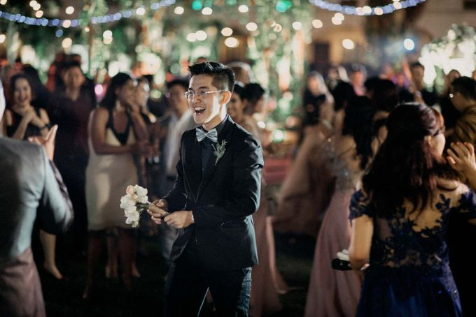 DAVID & FELICIA WEDDING by DHIKA by MA Fotografia - 048