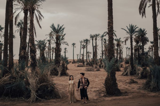 PRE - WEDDING DERIAN & GRACE BY RIO YAPARI by All Seasons Photo - 041