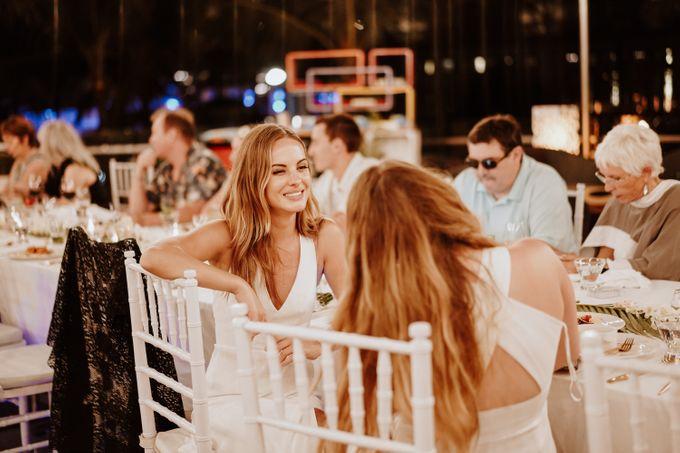 Mindy & Cameron Wedding at W Hotel Bali by AKSA Creative - 048