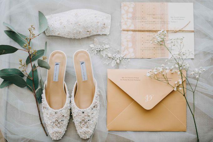 Wedding The Mulia Resort Donald & Tabita by StayBright - 002