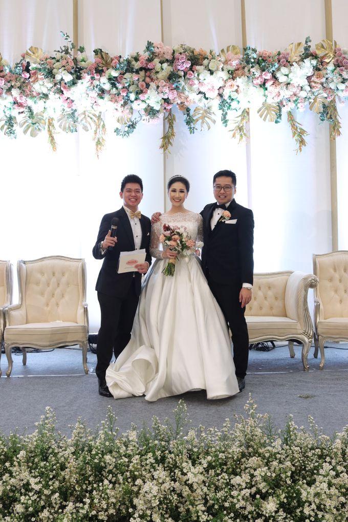 MC Wedding Nusantara Hall ICE BSD - Anthony Stevven by Anthony Stevven - 001