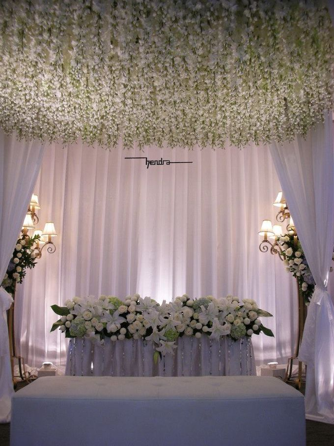 Wedding Arrangements by Fluxerchef Jakarta - 022