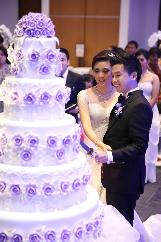 the wedding of Donald & Meliana - 23 Maret 2013 by Full House the organizer & entertainment - 011