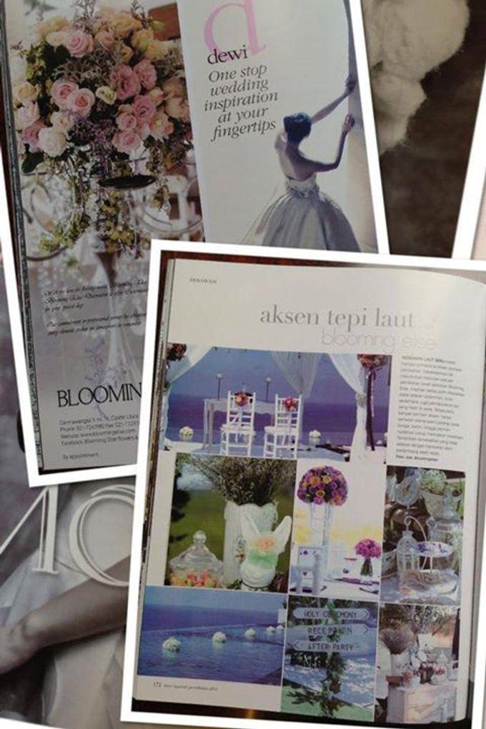 MEDIA by Blooming Elise Flowers - 010