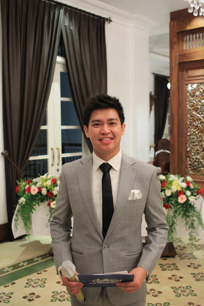 MC Wedding Intimate Plataran Menteng Jakarta - Anthony Stevven by THE PALACE Jeweler - 026