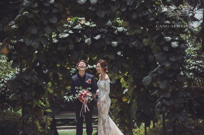Interaction & Moments by Cang Ai Wedding - 001