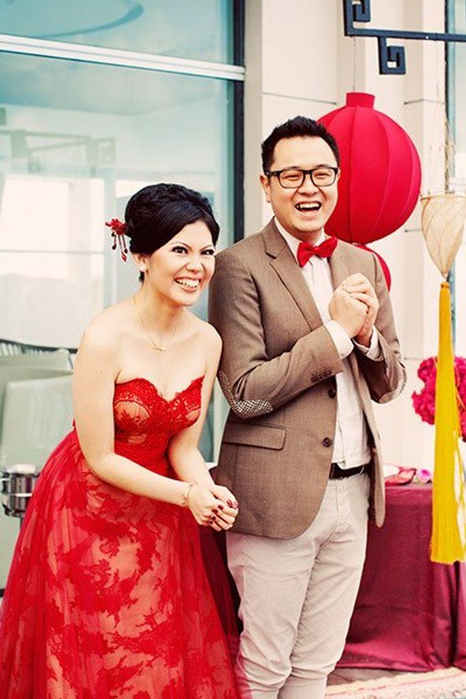 Kevin & Nastassya's Bali Wedding by Flying Bride by Flying Bride - 009