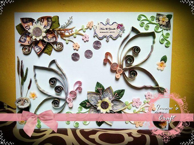 Mahar Model Kupu-kupu by Imaw Craft - 005