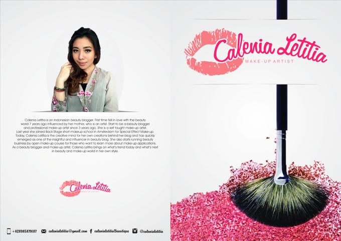 About Calenia Letitia by Calenia Letitia Makeup Artist - 002