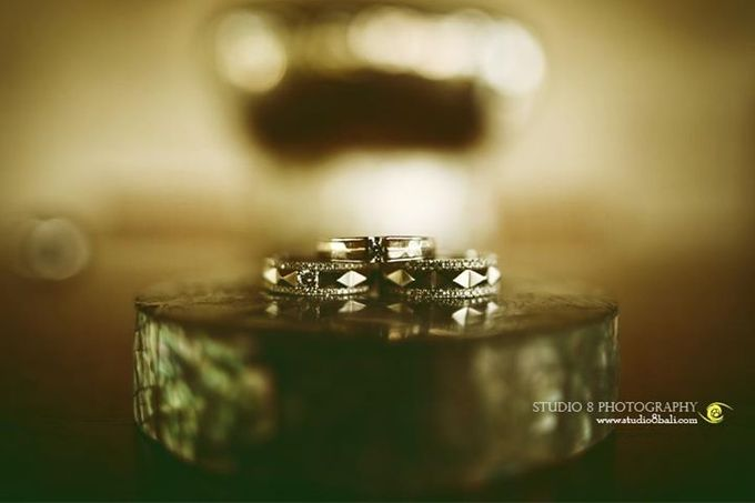 The Wedding - Yang + Yang by Studio 8 Bali Photography - 007