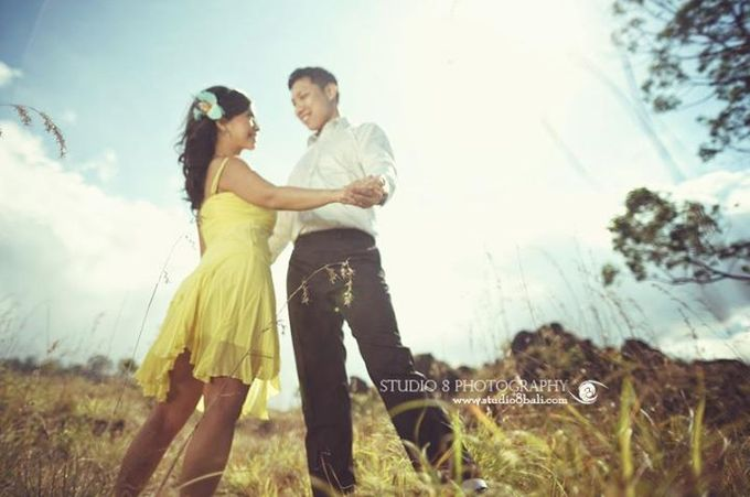 Prewedding - Evan & Shirley by Studio 8 Bali Photography - 028