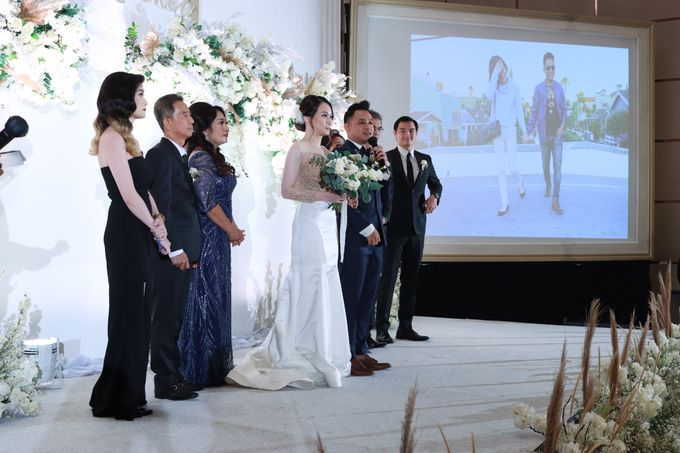 MC Wedding Intimate Fairmont Jakarta - Anthony Stevven by Anthony Stevven - 026