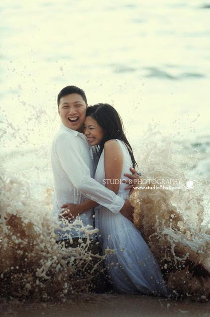 Prewedding - Evan & Shirley by Studio 8 Bali Photography - 029