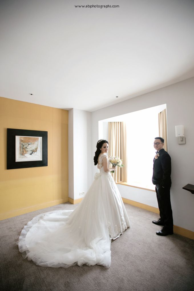 THE WEDDING OF RICHARD & LYDIA by Cynthia Kusuma - 046
