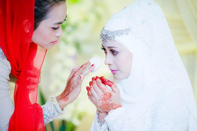 Zuhairah & Fuad by The Rafflesia Wedding & Portraiture - 038