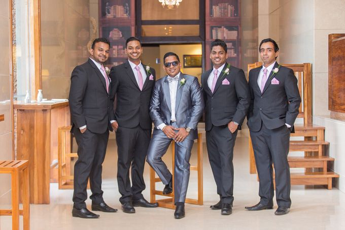 Wedding of Roshani & Charith by DR Creations - 025