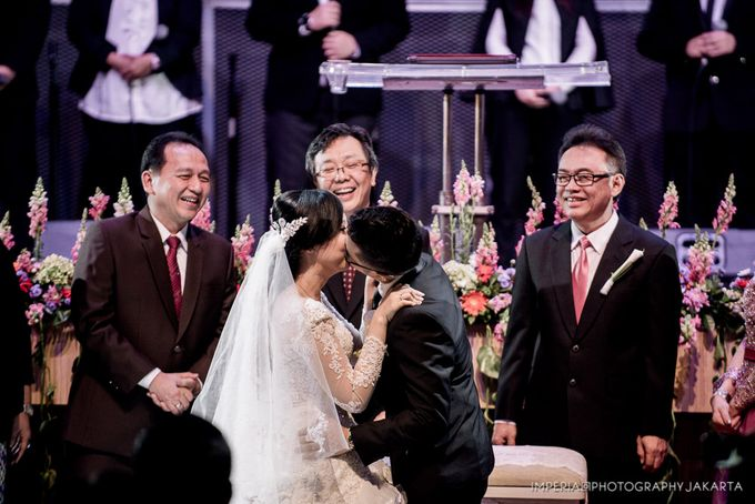 Yonathan & Dina Wedding by Imperial Photography Jakarta - 039