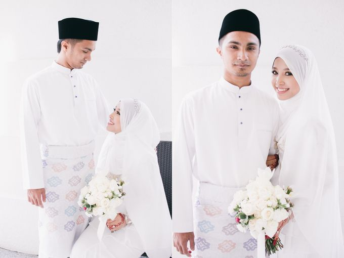 The Solemnization of Alya and Amir by Hanif Fazalul Photography & Cinematography - 012