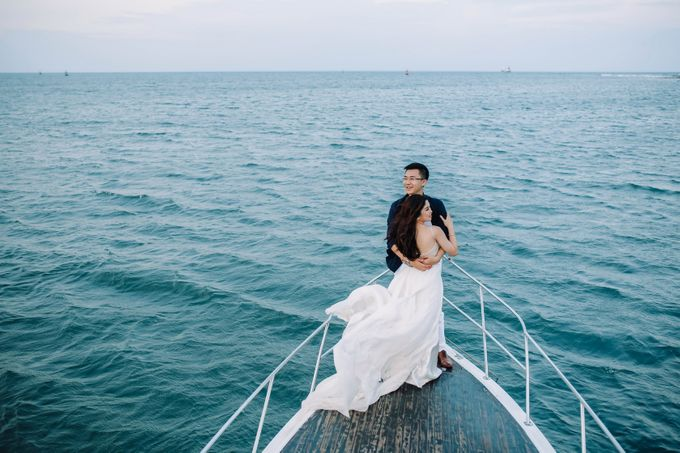 PRE - WEDDING MARVELL & VIONA  BY HENOKH WIRANEGARA by All Seasons Photo - 048