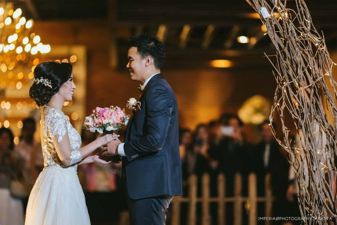 The One My Soul Loves | Kevin + Indy Wedding by Imperial Photography Jakarta - 044