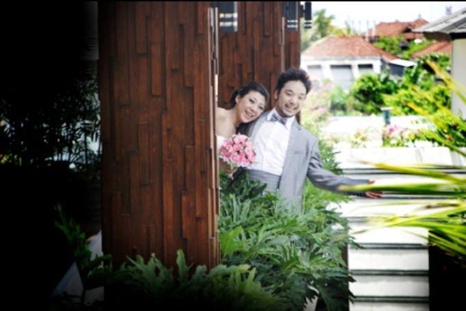 Honeymoon Villa by Flamingo Dewata Chapel and Villas - 001