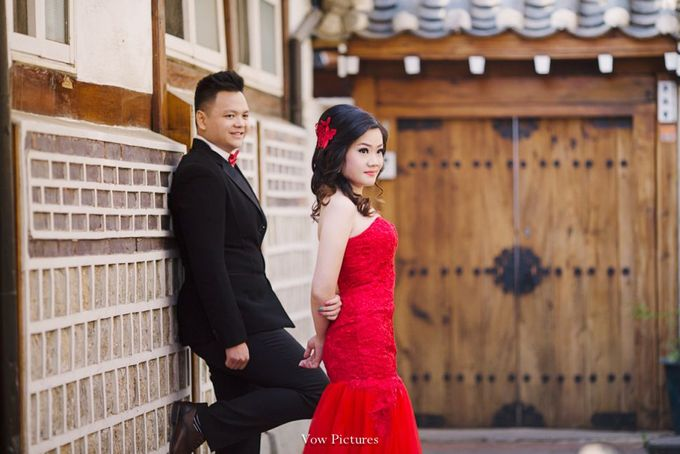 Fated to Love - Eldo and Adel Pre-Wedding by Antony by Vow Pictures - 001