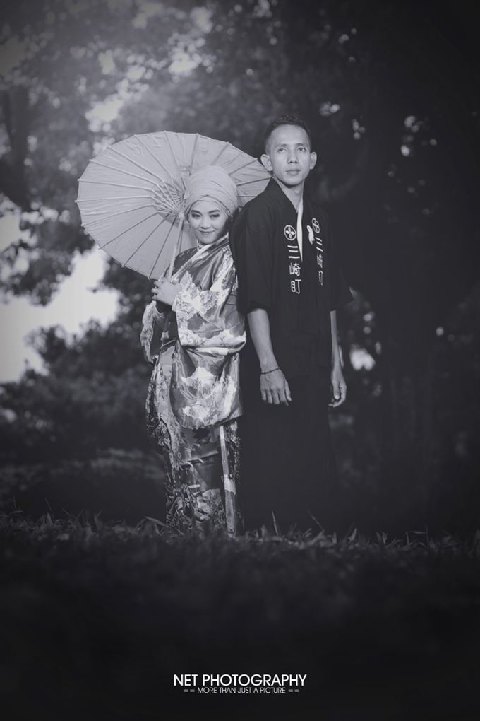 HAFSAH & BAGAS | PREWEDDING by NET PHOTOGRAPHY - 002