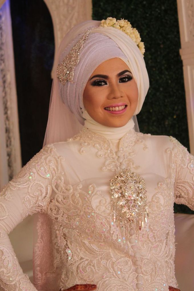 WEDDING - AISYAH/AAN by NANA Rias Pengantin - 003
