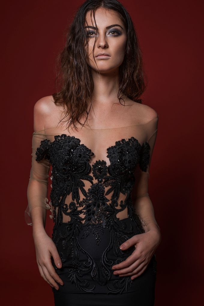 Black Collection by Crystal Clarissa - 006