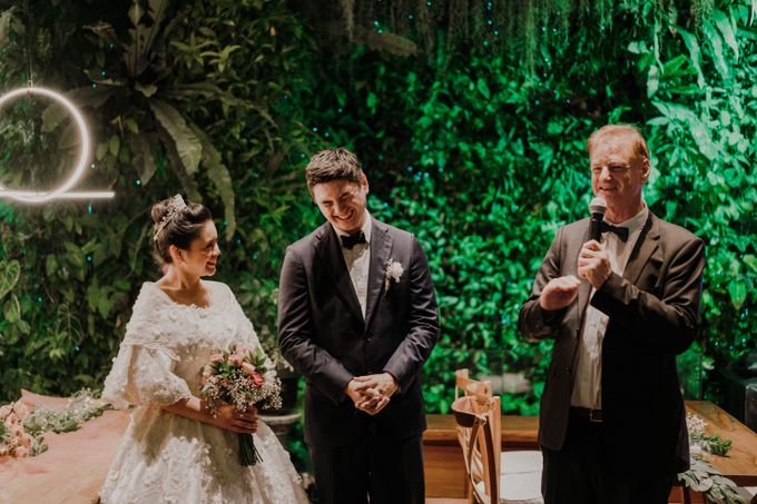 Nicole & Daniel Wedding at Menara Imperium by AKSA Creative - 044