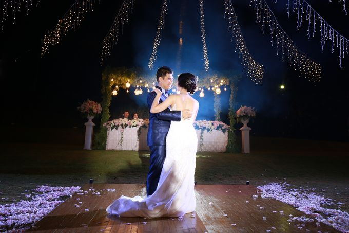 Wedding Hosana & Vina by Ananda Yoga Organizer - 046